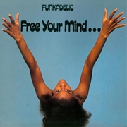 FUNKADELIC - (RED) FREE YOUR MIND... AND YOUR ASS WILL FOLLOW