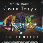 BALDELLI, DANIELE - COSMIC TEMPLE (THE REMIXES) (2LP)