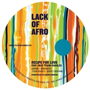 LACK OF AFRO - RECIPE FOR LOVE