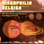 VARIOUS - DISCOPHILIA BELGICA (PART 1) (2LP)