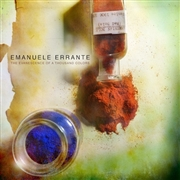 ERRANTE, EMANUELLE - THE EVANESCENCE OF A THOUSAND COLORS