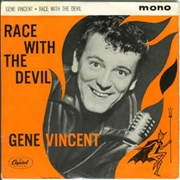 VINCENT, GENE - RACE WITH THE DEVIL