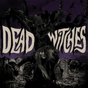 DEAD WITCHES - OUIJA (ORANGE/SPLATTER)