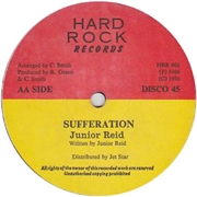 REID, JUNIOR - SUFFERATION/VERSION