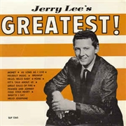 LEWIS, JERRY LEE - JERRY LEE'S GREATEST (RUS)