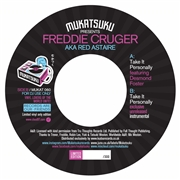 FREDDIE CRUGER A.K.A. RED ASTAIRE - TAKE IT PERSONALLY