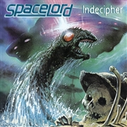 SPACELORD - INDECIPHER (CLEAR/BLUE)