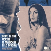 PICCIONI, PIERO - (BLUE COVER) RIGHT OR WRONG/ONCE AND AGAIN