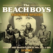 BEACH BOYS - TRANSMISSION IMPOSSIBLE (3CD)