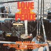 VARIOUS - LOVE AND PEACE (2LP)