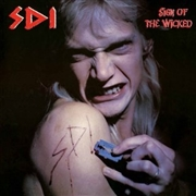 S.D.I. - (RED) SIGN OF THE WICKED