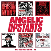ANGELIC UPSTARTS - THE ALBUMS 1983-1991 (6CD)