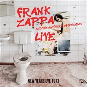 ZAPPA, FRANK -& THE MOTHERS OF INVENTION- - LIVE... NEW YEAR'S EVE 1973