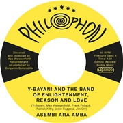 Y-BAYANI & THE BAND OF ENLIGHTMENT REASON AND LOVE - ASEMBI ARA AMBA