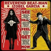 REVEREND BEAT-MAN & IZOBEL GARCIA - BAILE BRUJA MUERTO (+CD)