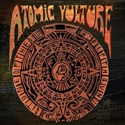 ATOMIC VULTURE - (BLACK) STONE OF THE FIFTH SUN