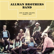 ALLMAN BROTHERS BAND - LIVE AT OMNI, ATLANTA, JUNE 2ND, 1973