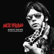 YOUNG, NEIL - ACOUSTIC TOUR 1976 (2LP)