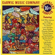 VARIOUS - EARWIG RECORDS: 16TH ANNIVERSARY SAMPLER