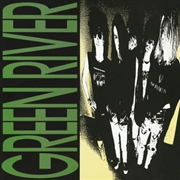 GREEN RIVER - DRY AS A BONE (2LP/BLACK)