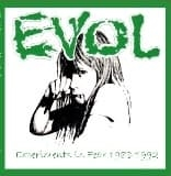 "EVOL (USA/PUNK) - EXPERIMENTS IN FEAR 1988-1992 (10"")"