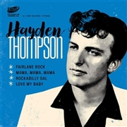 THOMPSON, HAYDEN - FAIRLANE ROCK
