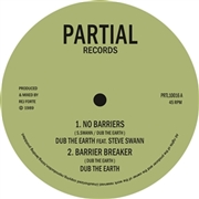 "DUB THE EARTH FEAT. STEVE SWANN - NO BARRIERS (10"")"