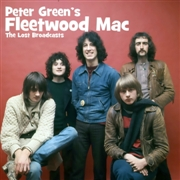 GREEN, PETER -'S FLEETWOOD MAC- - THE LOST BROADCASTS