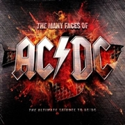 VARIOUS - THE MANY FACES OF AC/DC (2LP)