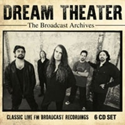 DREAM THEATER - BROADCAST ARCHIVES (6CD)