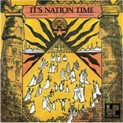 BARAKA, IMAMU AMIRI - IT'S NATION TIME: AFRICAN VISIONARY MUSIC