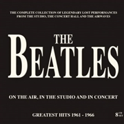 BEATLES - ON THE AIR, IN THE STUDIO & IN CONCERT (8CD)