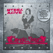 CRYING STEEL - STEEL ALIVE (2CD)