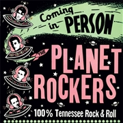 PLANET ROCKERS - COMING IN PERSON