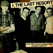 LAST RESORT - 4/3/1981 LIVE AT ACKLAM HALL