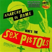 SEX PISTOLS - ANARCHY IN ROME (COL+SLIP MAT)