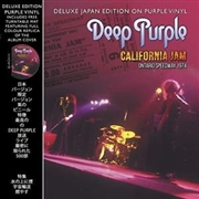 DEEP PURPLE - CALIFORNIA JAM (+SLIP MAT)