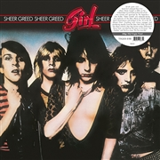 GIRL (UK) - SHEER GREED