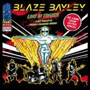 BAYLEY, BLAZE - LIVE IN FRANCE (2CD)