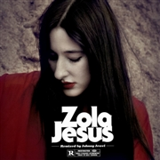 ZOLA JESUS/JOHNNY JEWEL - WISEBLOOD (JOHNNY JEWEL REMIXES)