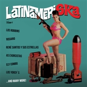 VARIOUS - LATINAMERISKA, VOL. 4