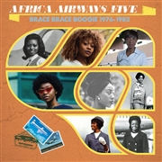 VARIOUS - AFRICA AIRWAYS FIVE