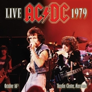 AC/DC - LIVE AT TOWSON CENTER, MD 16.10.79 KBFH (2LP)