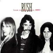 RUSH - LIVE IN ST. LOUIS, 11.2.1980 KSHE (2LP)