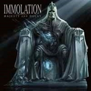 IMMOLATION - MAJESTY AND DECAY
