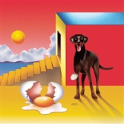 AGAR AGAR - THE DOG AND THE FUTURE (2LP)
