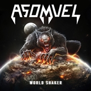 ASOMVEL - WORLD SHAKER (SPLATTER)
