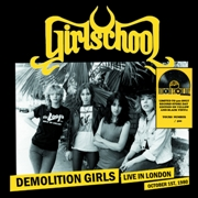 GIRLSCHOOL - DEMOLITION GIRLS