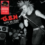 GBH - GIVE ME FIRE (BLACK)
