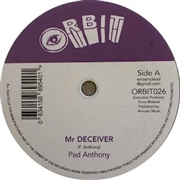 PAD ANTHONY - THE DECEIVER/VERSION